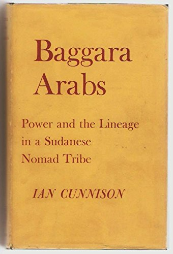 Baggara arabs. Power and the lineage in a sudanese nomade tribe. PDF Books