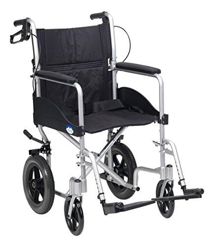 Faltbarer Rollstuhl Expedition von Drive Devilbiss Healthcare, leichtes Gewicht