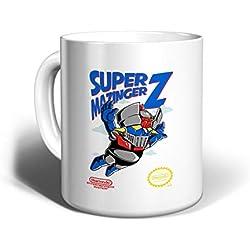 Taza de Desayuno Original Super Mazinger Z