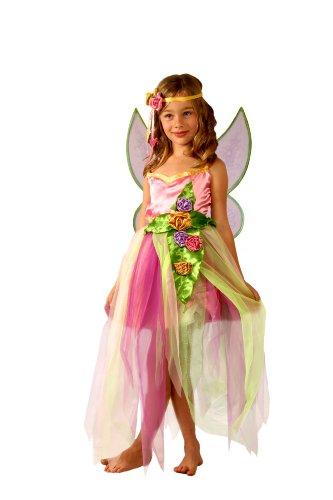 Kostüm Frühlingsfee Kind - Kostüm Frühlingsfee für Kinder, 8-10 Jahre