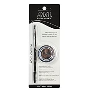 Ardell Brow Pomade - Soft Black - 0.11oz **BCS_BZ** by Ardell