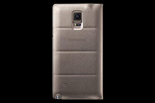 the latest dbb03 9ab3d Samsung Galaxy Note 4 Case, S View Flip Cover Folio Case