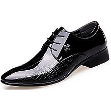 CAPRIUM - zapatos con cordones Hombre , color negro, talla 43