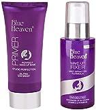 #1: Blue Heaven Combo of Make-Up Fixer & Primer (Oil-Free & Non Greasy)