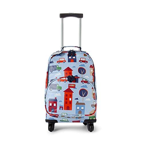 Penny Scallan Trolley-Koffer (4 Räder) Big City - Rädern Koffer