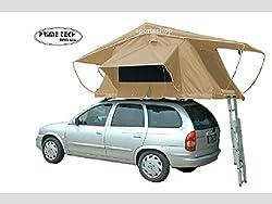Autodachzelt Wasteland, beige - 240x140x130cm Prime Tech