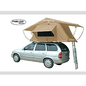 Autodachzelt Wasteland, beige – 240x140x130cm Prime Tech