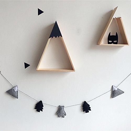 1.5M Wolken String, Nordic Princess Stil Banner Anhänger, Home Schlafzimmer/Party/Hochzeit/Geburtstag/Kinderzimmer/Cradle/Baby Dusche hängende Dekoration