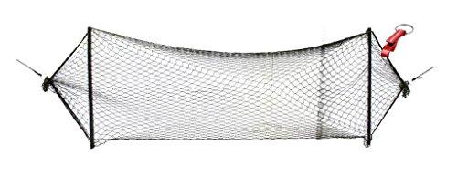 Stabile Hängematte mit Querstreben max. 120 Kg Trekking Outdoor 180 x 80 cm + AOS-Outdoor® Flaschenöffner