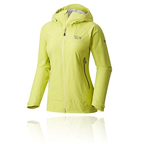 Mountain Hardwear Women's Quasar Lite Veste - SS17 green