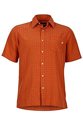 marmot-eldridge-chemise-a-manches-courtes-pour-homme-l-true-orange-haze