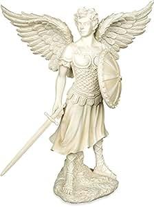 Angelstar Figurine archange Michael, en métal, multicolore