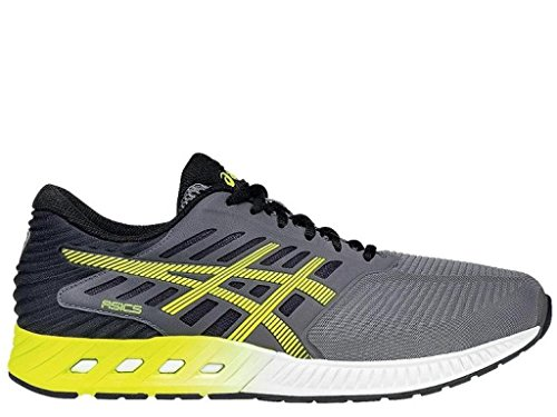 Asics Herren Fuzex Sneakers Carbono / Flash Amarelo / Preto