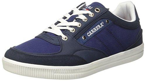 Carrera Harper Tex, Zapatillas para Hombre, Azul (Navy 002), 43 EU