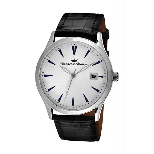 Orologio Yonger & Bresson Uomo Silver–HCC 046/FA–Regalo Ideale