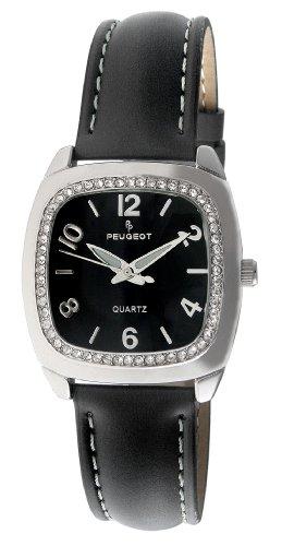 Peugeot Women's 304BK–Wristwatch