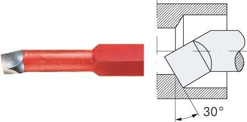 ORION DE TORNO INTERIOR BROCA 10 X 10 MM 30° LARGO