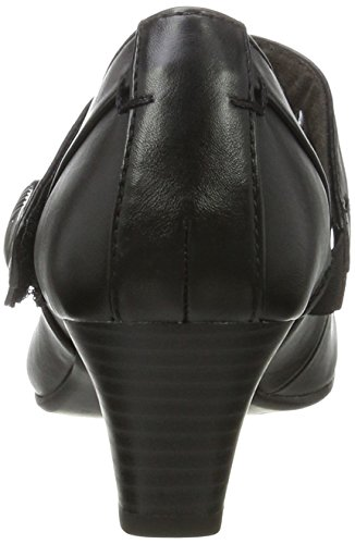 Softline 24462, Escarpins Femme Noir (Black)
