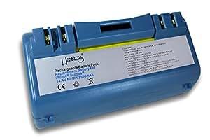 APS Hannets® Batterie pour iRobot Scooba
