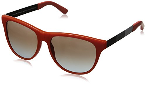 Marc by Marc Jacobs Sonnenbrille Mmj 408/S Tf Orange Smoke Grey, 55