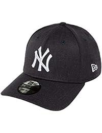 Gorra béisbol 39THIRTY Heather Team N. Y. Yankees New Era-Azul Marino 25078346764
