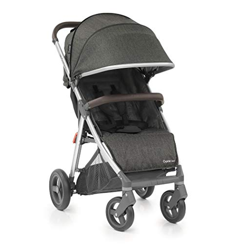 BabyStyle Oyster Zero Pushchair (Pepper) Best Price and Cheapest