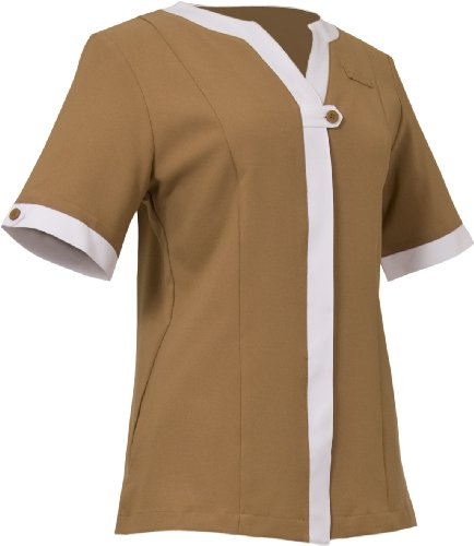 Uniform Works stilisierten Frauen 'S Housekeeping Tunika, Tan, hautfarben, 5XL