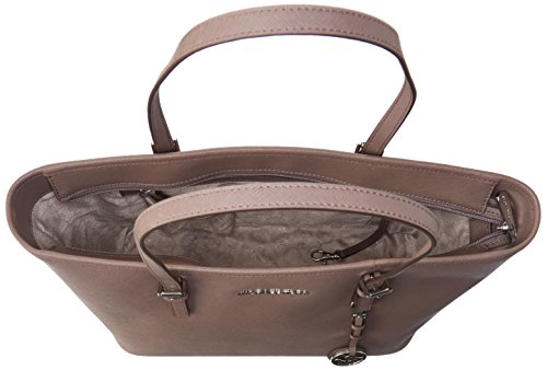 Michael Kors – Jet Set Travel – Borsa, Donna Grigio (Cinder)