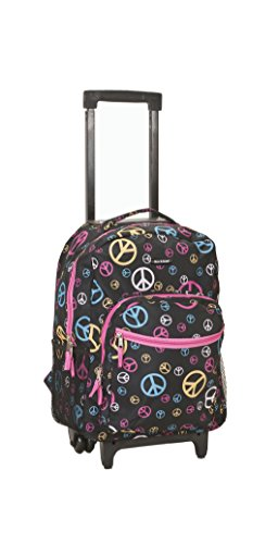 rockland-r01-peace-17-inch-rolling-backpack