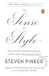 [(The Sense of Style)] [By (author) Steven Pinker] published on (September, 2015)