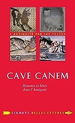 Cave canem: Hommes et bêtes dans l'Antiquité