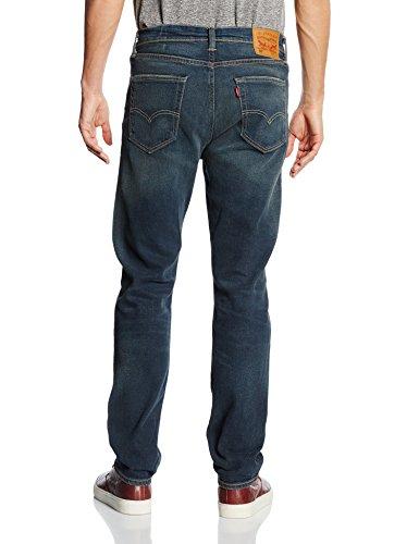 Levi's Herren Jeanshose 522 Slim Taper Blau (AMERICAN HERO 150)