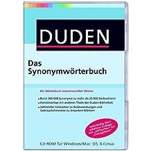 DUDEN Das Synonymwörterbuch [import allemand]
