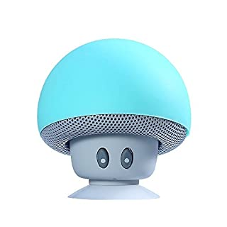 ACENT Kleiner Pilz Audio Drahtlose Bluetooth-Lautsprecher Tragbare Mini-Lautsprecher-unterstützungs-Handy-Karikatur Kreative Subwoofer