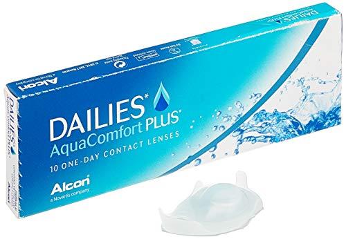 Dailies Aquacomfort Plus, 10er Plus Tageslinsen weich, 10 Stück / BC 8.70 mm / DIA 14.00 mm / -5.75 Dioptrien