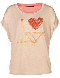 APART Fashion - T-shirt - pêche/saumon