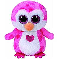 Ty Juliet Peluche pingüino, Color Rosa, 15 cm (United Labels Ibérica ...