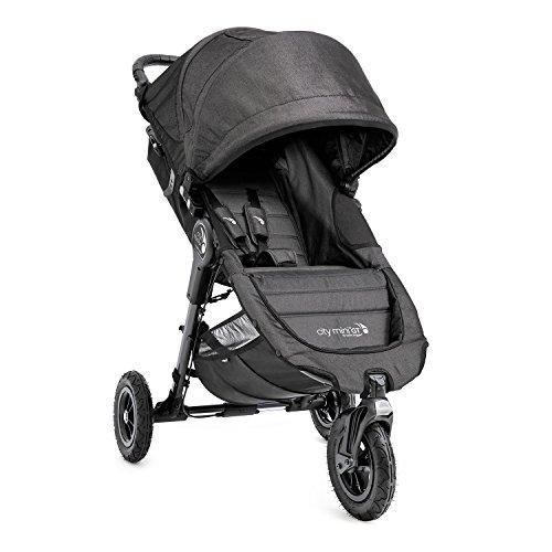 Baby Jogger City Mini GT - Silla de paseo, color denim negro