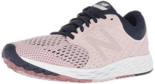 New Balance Damen Fresh Foam Zante v4 Neutral Laufschuhe, Pink (Conch Shell/Pigment Cp4), 40 EU -
