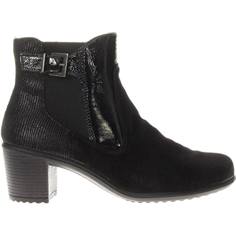 ENVAL SOFT Chaussures femme bottes à talons - 89321/00 NOIR - talons B074XDQ8PP - dd5a12