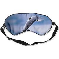 Eye Mask Eyeshade Seagull Flying Sleeping Mask Blindfold Eyepatch Adjustable Head Strap preisvergleich bei billige-tabletten.eu