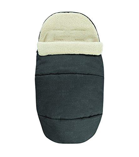 maxi-cosi agradable suave de 2en 1Saco, adecuado para todos los maxi-cosi cochecito negro Nomad Black