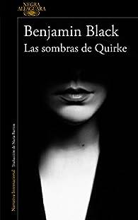 Las sombras de Quirke par Benjamin Black