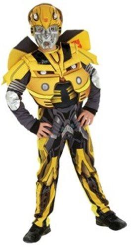Rubies Deutschland 3 883626 L - Transformers Kostüm Bumble Bee, Größe: L