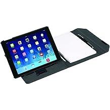 Fellowes Deluxe - Funda con carcasa multifunción para iPad Mini 4