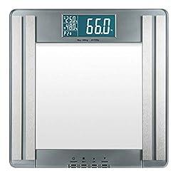 Medisana PSM Körperfettwaage 40446, zur Körperanalyse, bis 180 kg