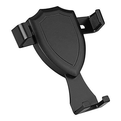 YouJi Handy-Halter für Auto, Universal-Metall 360 Grad Gravity Autotelefon Mount Air Vent Ständer Halter für iPhone X/8/8 Plus/7/7 Plus Samsung Galaxy S9/S9 Plus/S8/S8 Plus und Mehr 4-6 Zoll -