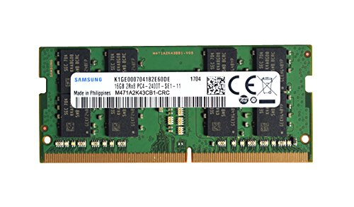 Price comparison product image Samsung M471A2K43CB1-CRC 16GB DDR4 SODIMM 2400/2666 1.2V