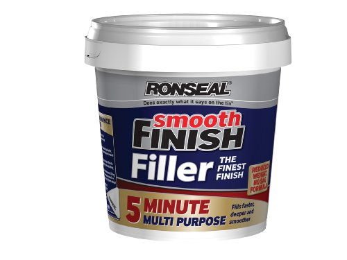 ronseal-5mf600ml-600ml-smooth-finish-5-minute-multi-purpose-filler-tub