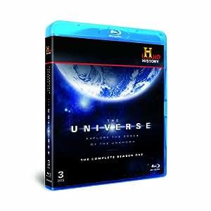 The Universe Complete Season One [Blu-ray] [Region Free]